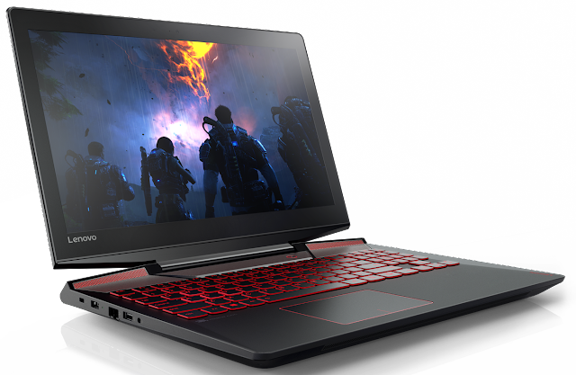 5 Ways #Legion #Y720 Laptops are Upping the Game @Lenovo_Africa #LenovoCES