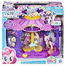 MLP Mare-Y-Go-Round Rarity Brushable Pony