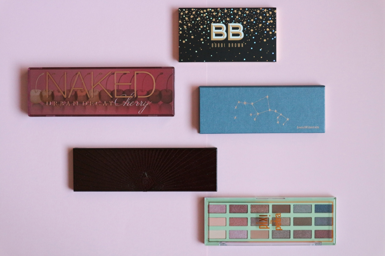 best new makeup palettes 2018