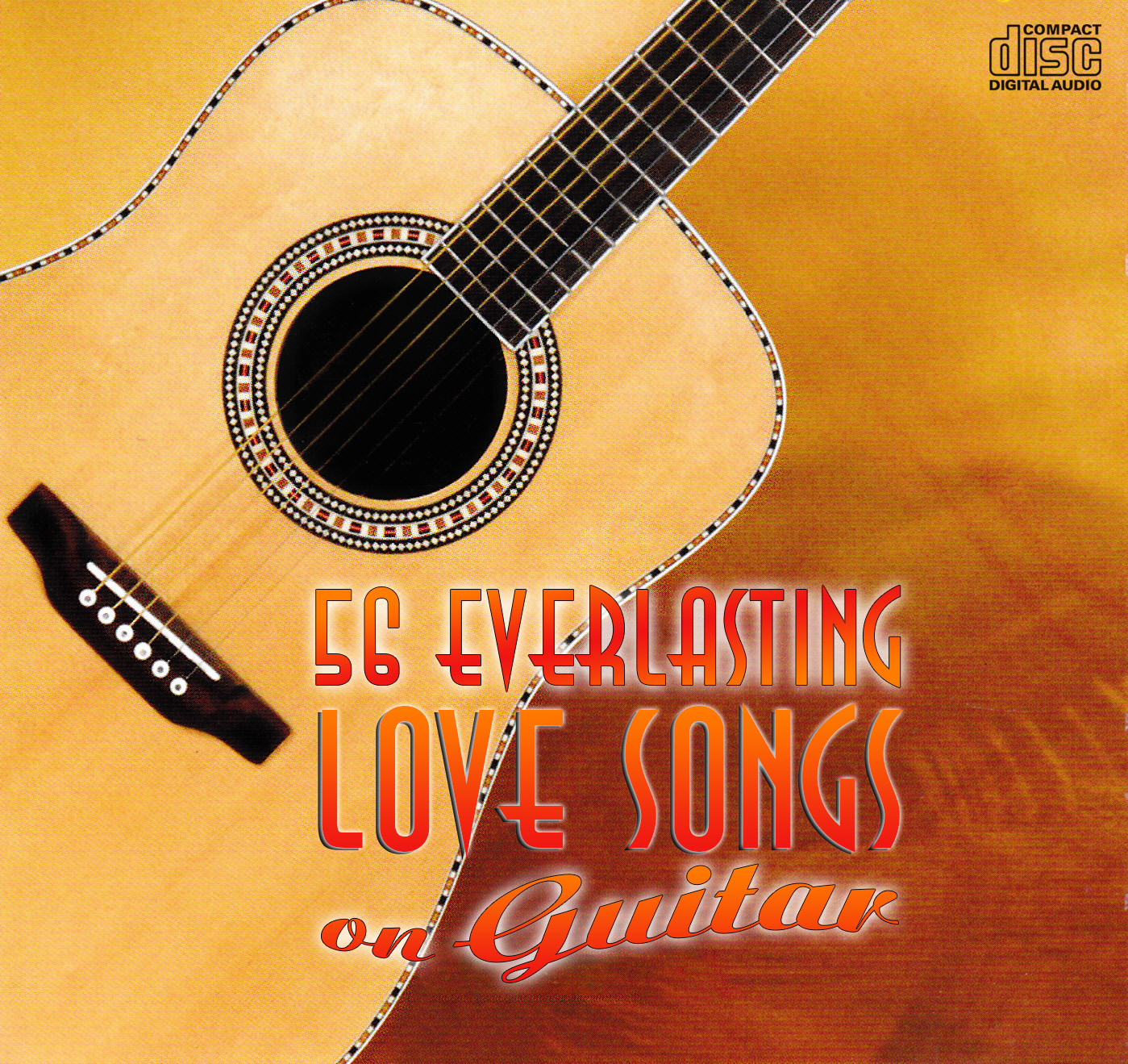 guitar of love song