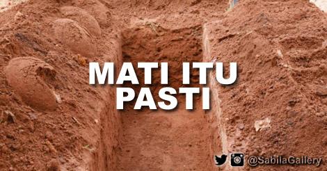 Mati dalam Islam