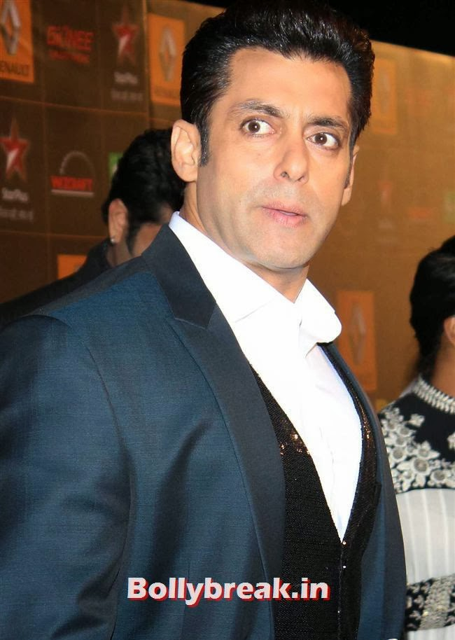 Salman Khan, Star Guild Awards 2014 Pics