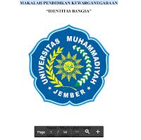 Contoh Makalah Pendidikan Kewarganegaraan Identitas Nasional Bangsa Pdf Download