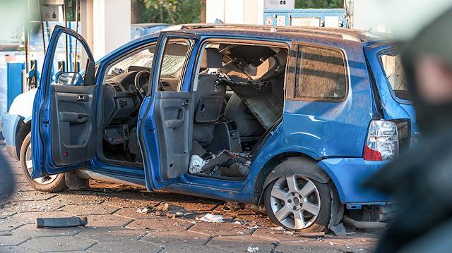 Carros Volkswagen estão explodindo durante abastecimento