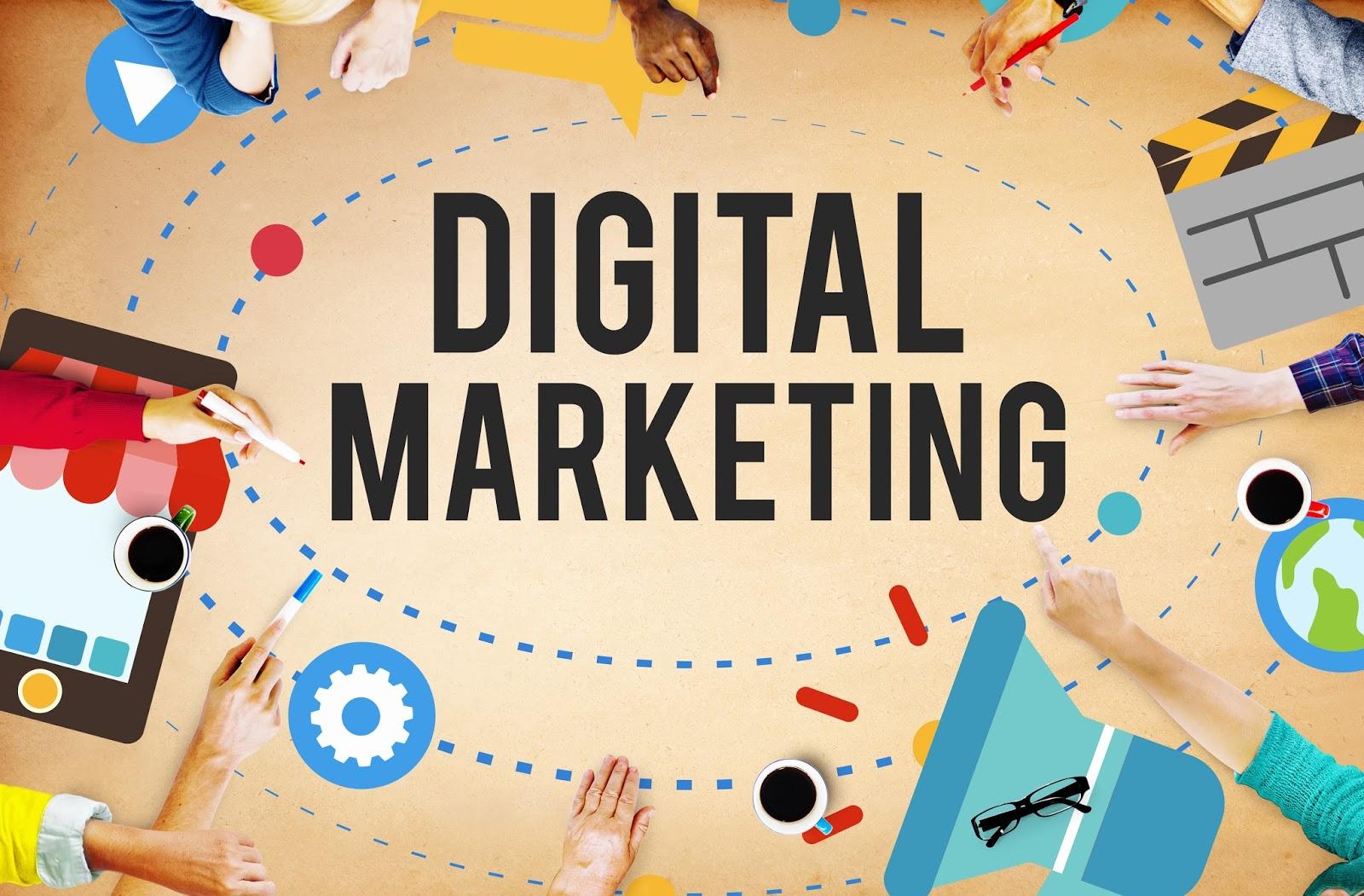 Digital marketing là gì ? Tìm hiểu về Digital marketing với 3 khái niệm cốt lõi trước khi bắt tay thực hiện