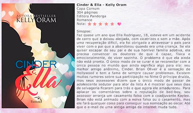 Cinder & Ella - Cinder & Ella #01 - Kelly Oram