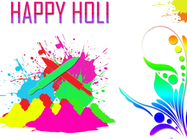 Holi images for drawing