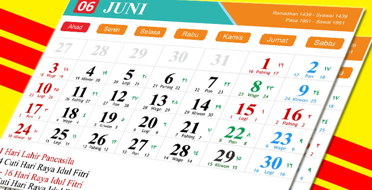 kalender 2018 cdr