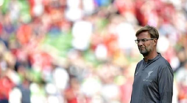 Klopp Yakin Salah Bisa Main di Laga Liverpool Vs Barcelona