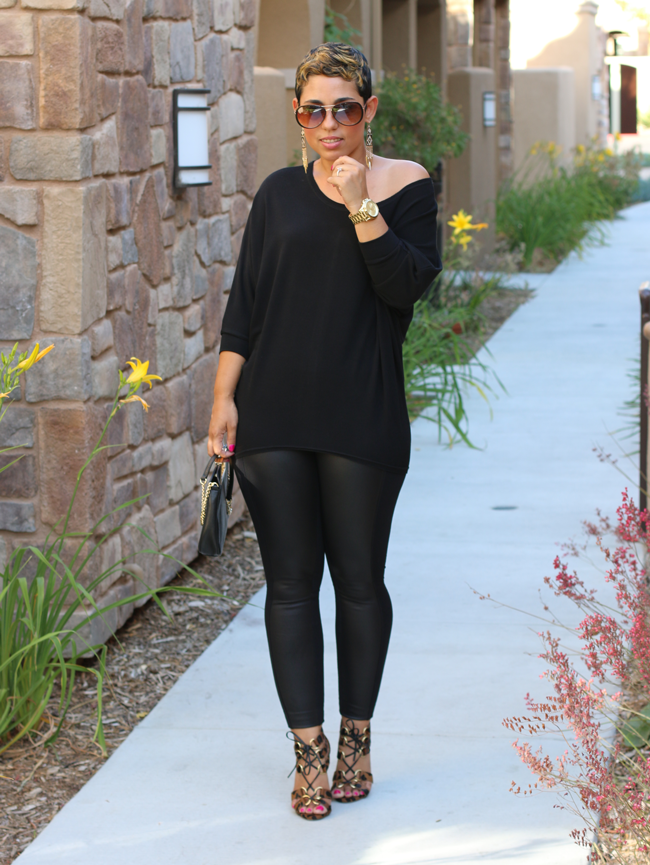 OOTD: All Black Friday |Fashion, Lifestyle, and DIY