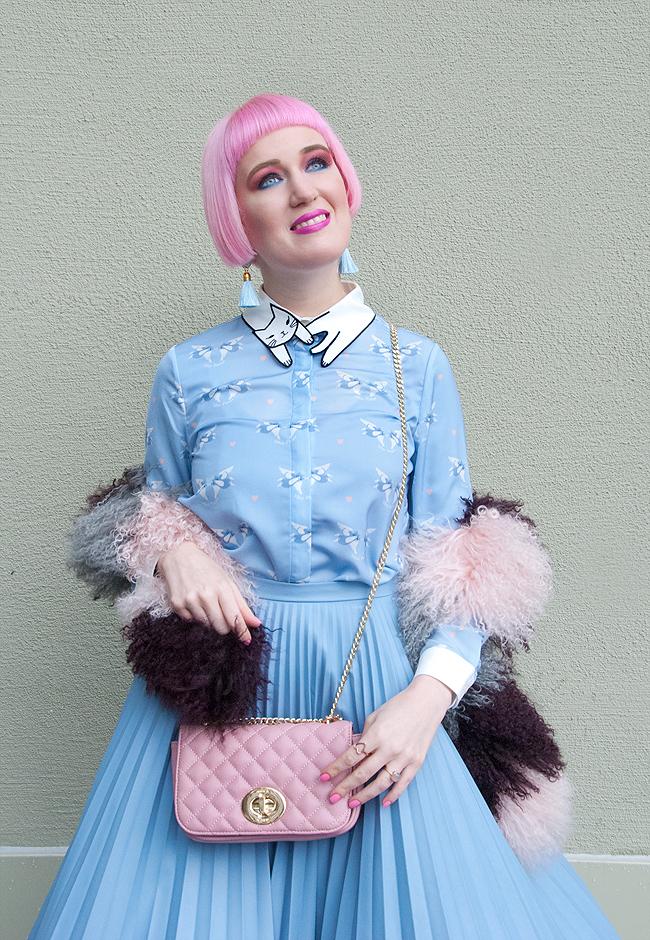 marc b., miss patina, cute winter look