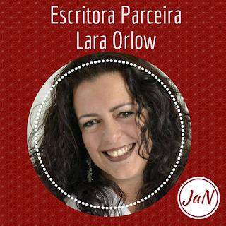 Lara Orlow - Escritora Parceira 2017