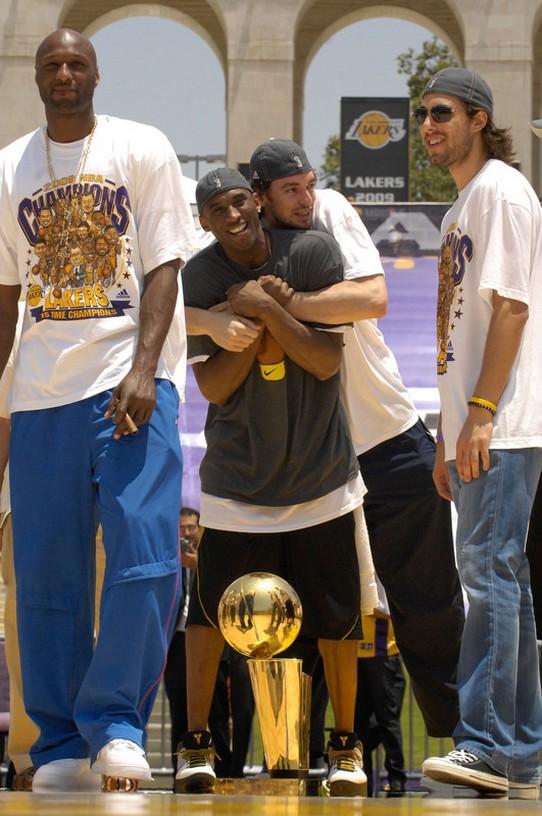 Gay Lakers 62