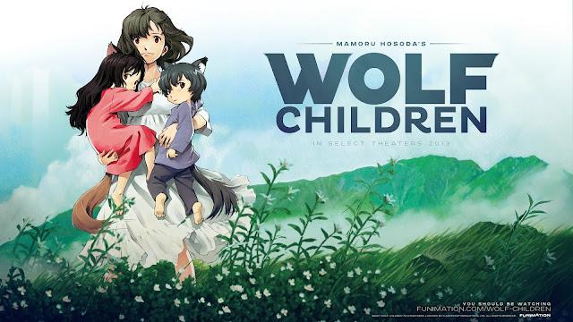 Wolf Children - Reseña y Critica