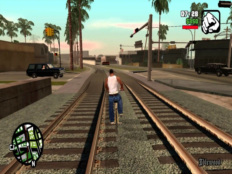 GTA San Andres PC Game Free Download