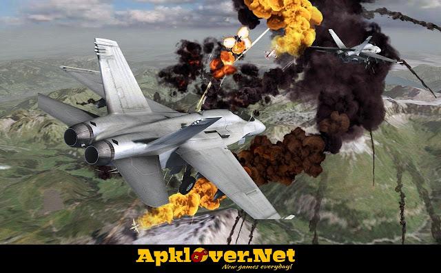 Call of Infinite Air Warfare MOD APK unlimited money