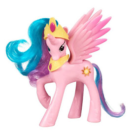 MLP Royal Castle Friends Princess Celestia Brushable Pony