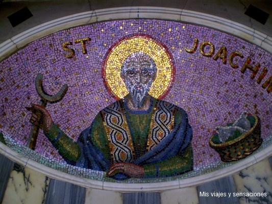 Mosaico de la Catedral de Westminster, Londres