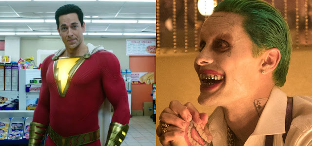 'Shazam!': Novo Easter Egg do Coringa é encontrado por fã