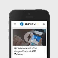 Kumpulan Template Blog AMP Full SEO