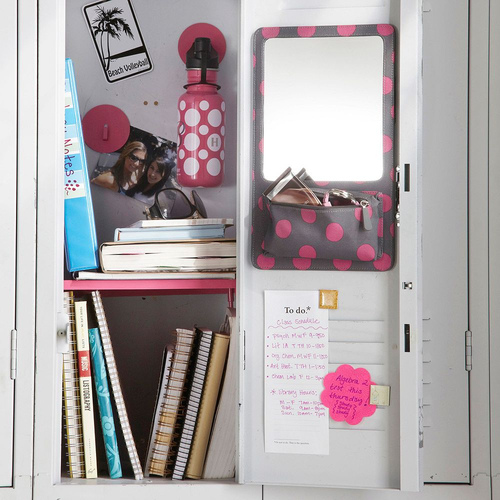 Misscouture17 Back To School Locker Organization Amp Tips