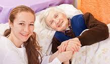 Servicios asistenciales para enfermos y ancianos