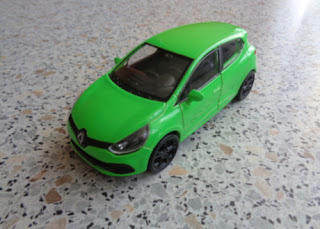 Renault IV - Clio