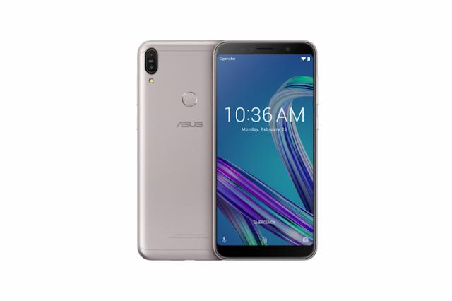 pabrik asal taiwan ini juga mengeluarkan ponsel canggih variasi lain Harga dan Spesifikasi Asus Zenfone Max M2 ZB633KL