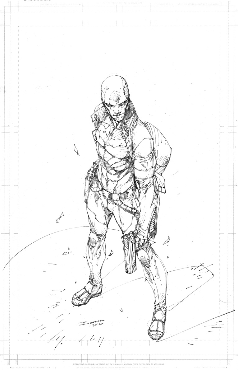 Demonpuppy's Wicked Awesome Art Blog: April 2012