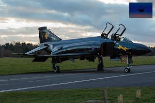 RAF McDonnell Douglas Phantom FGR.1 XV582 Black Mike
