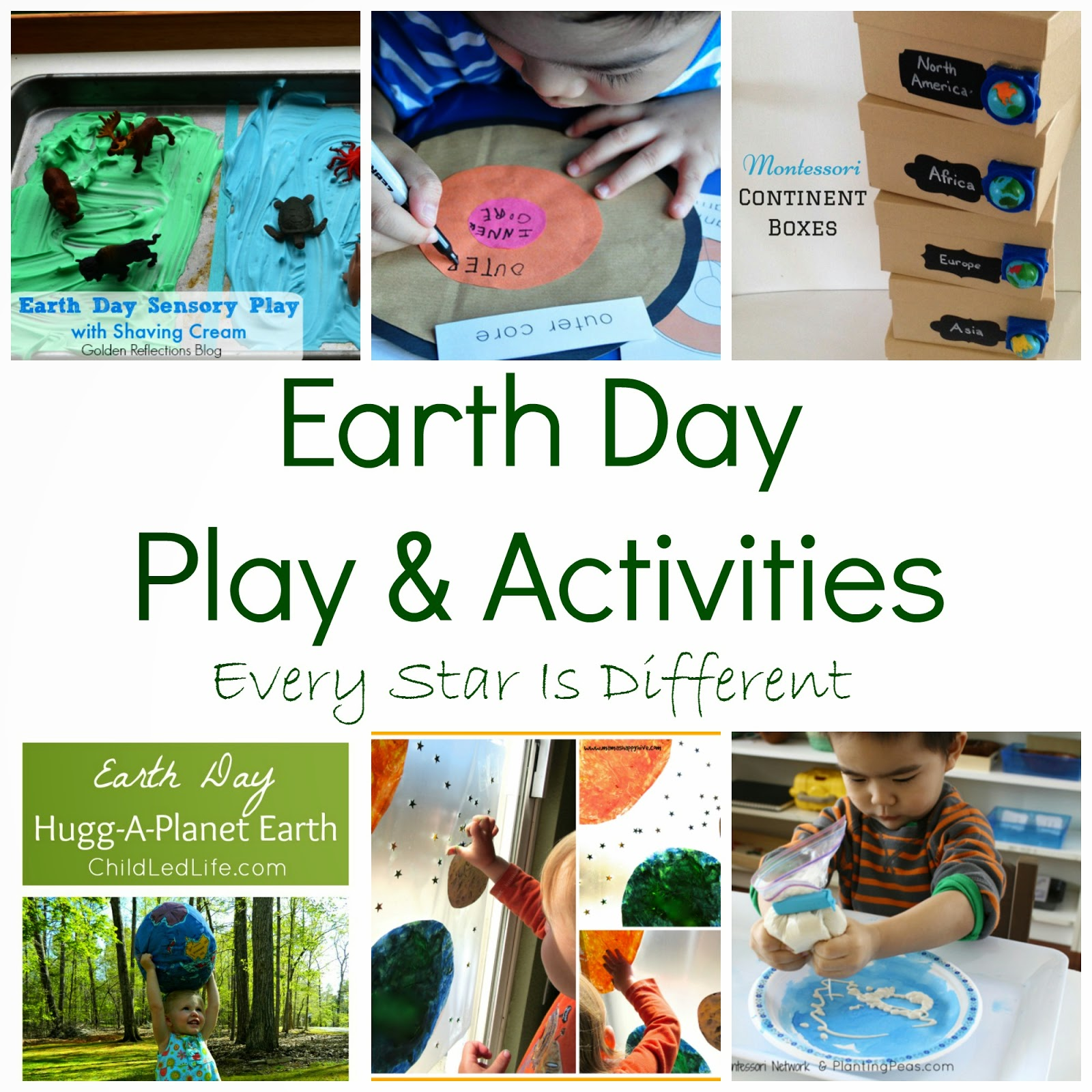 Earth Day Vegetable Garden Unit With Free Printables