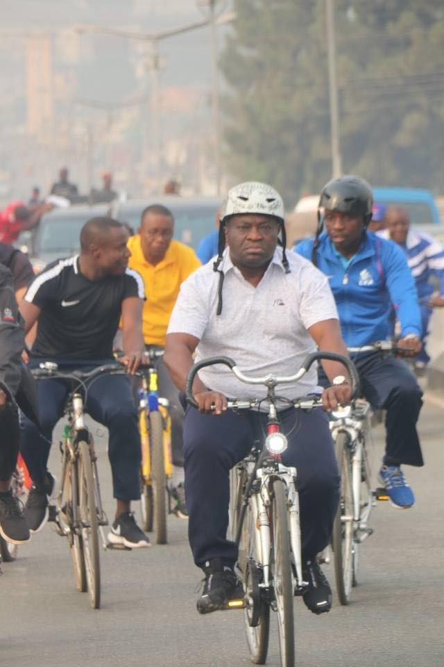 Abia-governor-rides-bicycle-through-the-streets-of-Umuahia-3