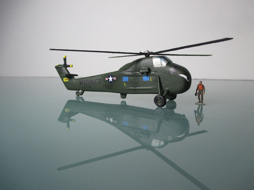 1/144 airbattle: 1/144 Sikorsky S-58 (H-34 Choctaw)
