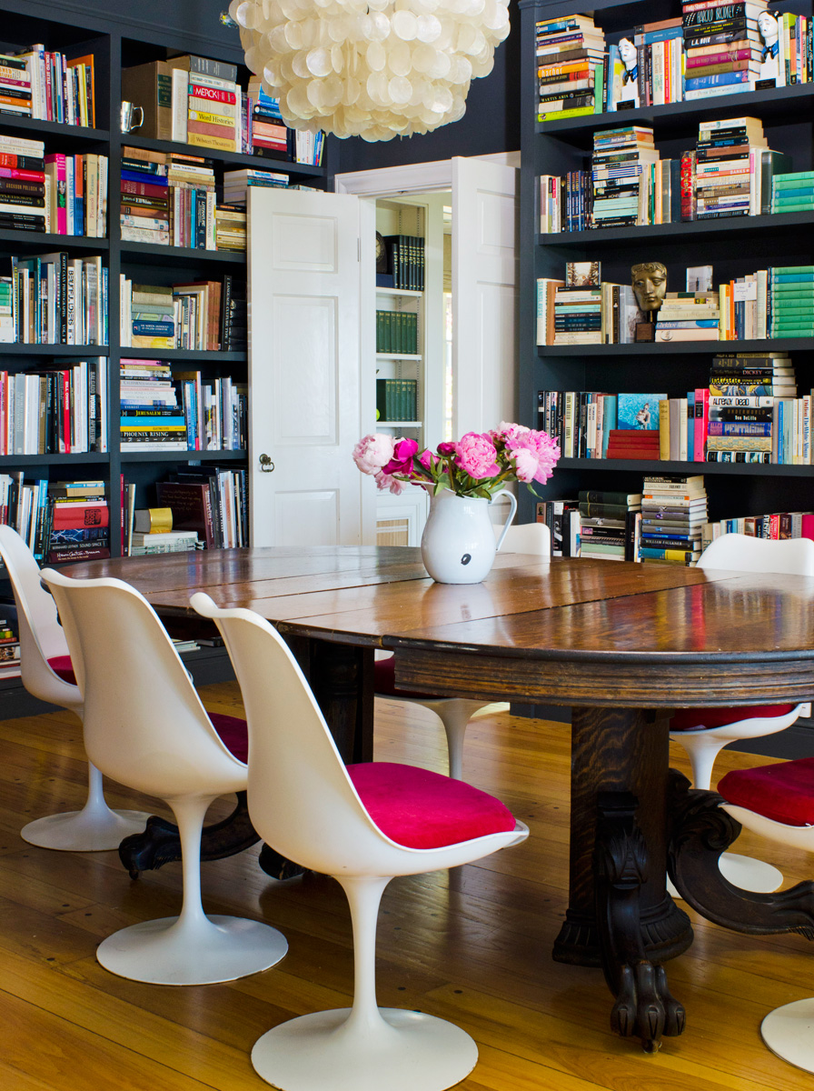 Home Library Furniture: Landfair On Furniture: Dreaming Of Home Libraries