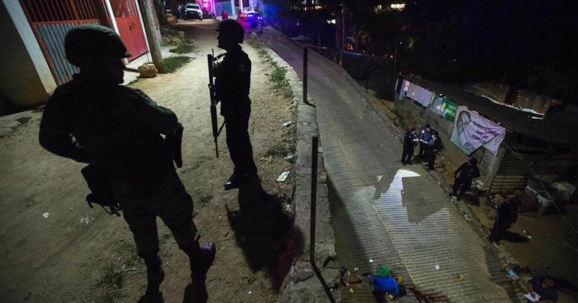 Al menos 30 asesinatos en 20 horas en Chihuahua; estarían ligados a muerte de capo