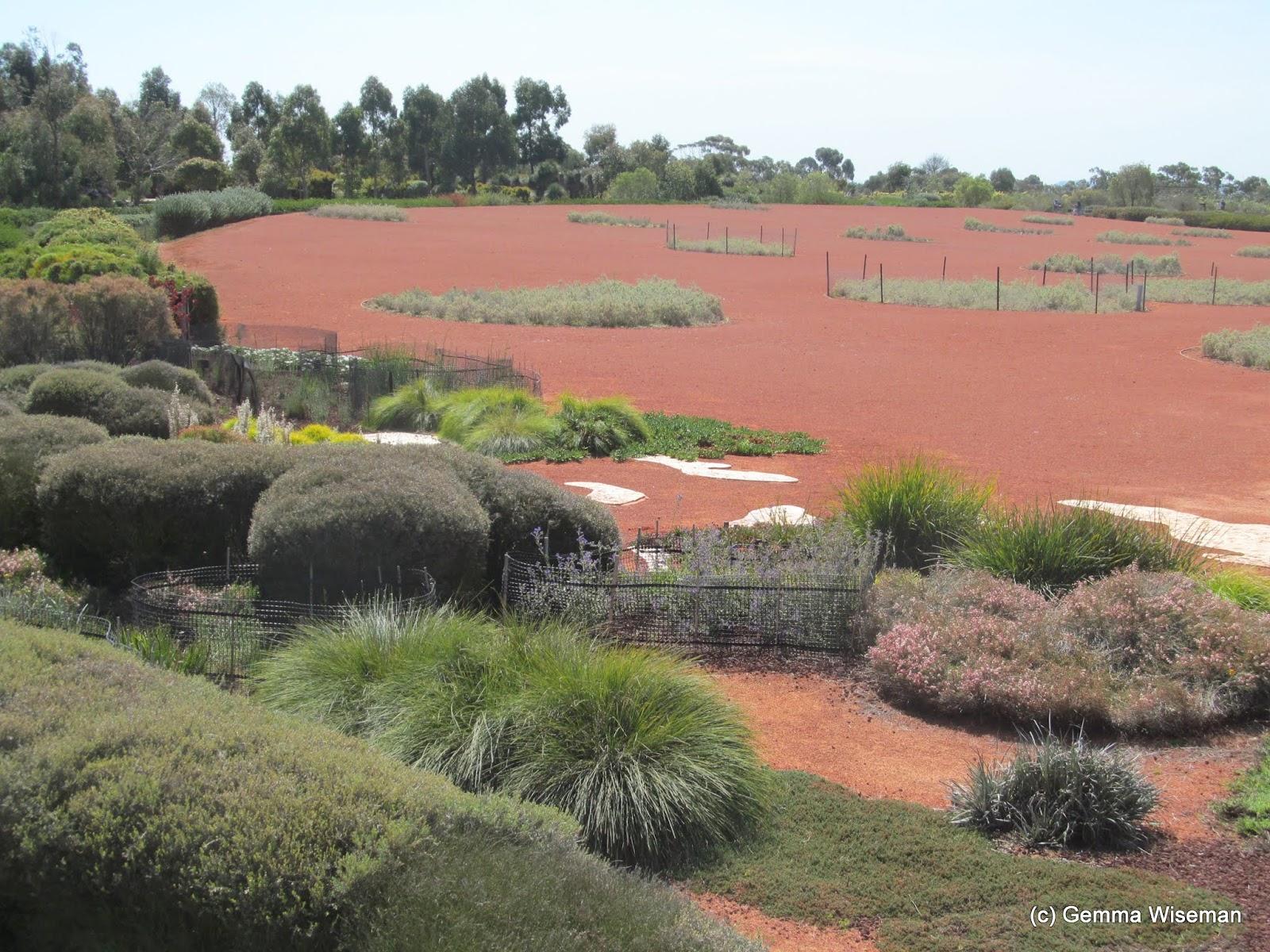 Red Sand Garden.