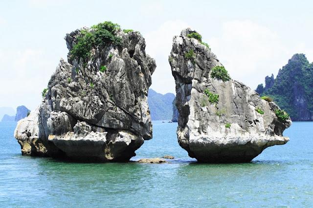 """Hon Tong Mai"" - Ha Long tourist icon 2"