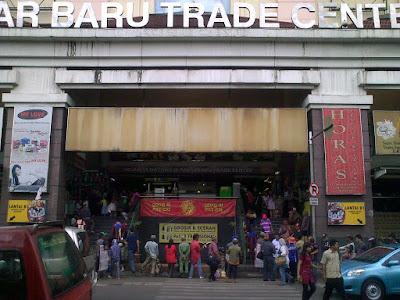 Wisata Belanja lembang Pasar Baru Bandung