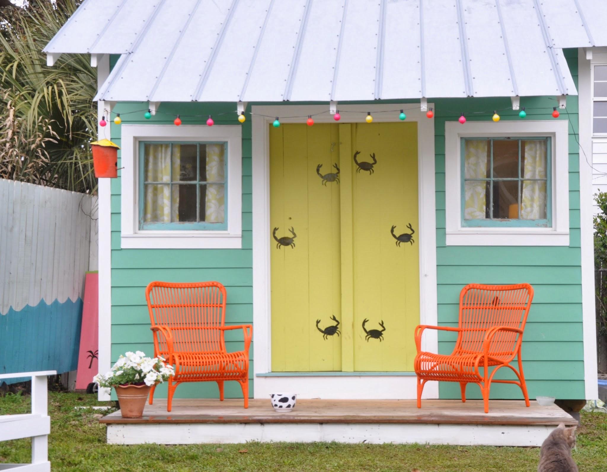 Jane Coslick Cottages I Am Thinking Colors Cottage