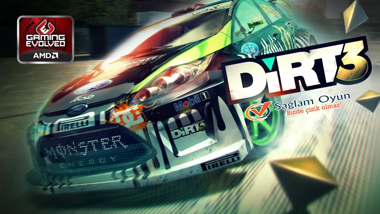 Dirt 3: Complete Edition Full Sorunsuz Tek Link İndir