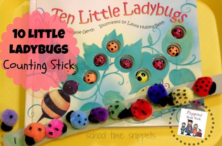 paint sticker number line for preschoolers