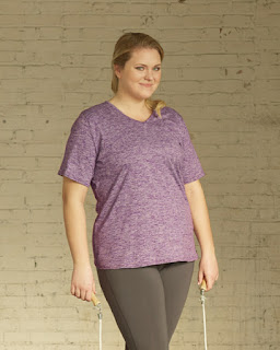 plus size short sleeve