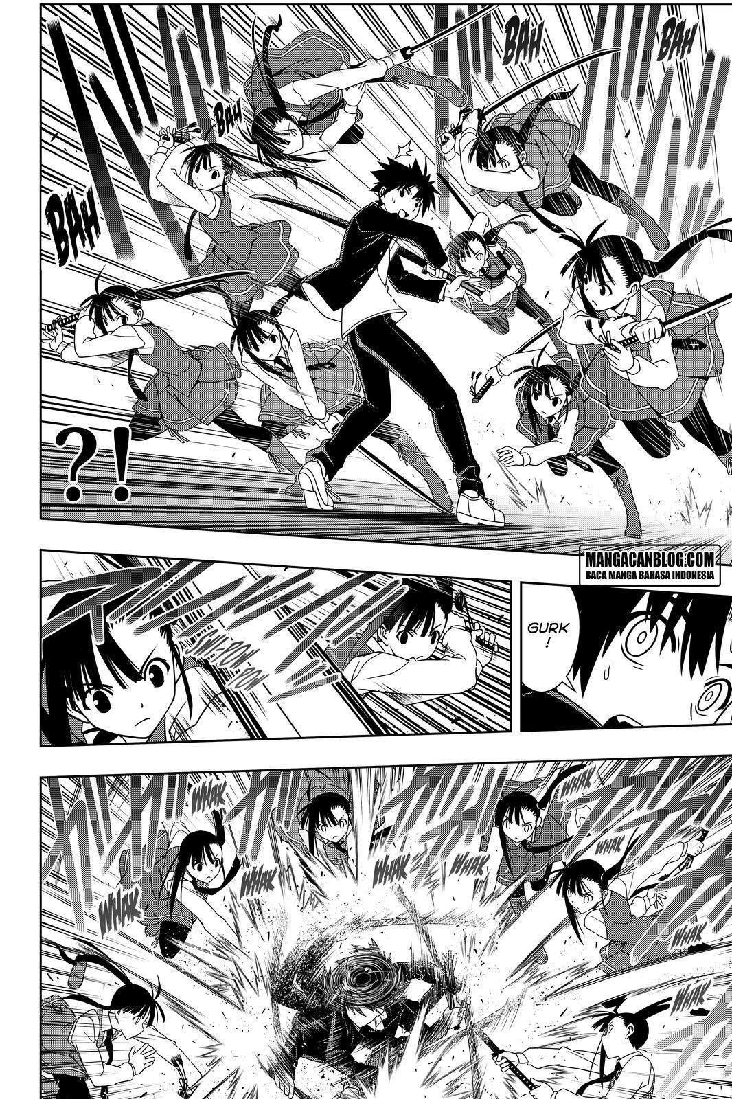 Komik uq holder 113 - ayo pergi dengan metode kekerasan 114 Indonesia uq holder 113 - ayo pergi dengan metode kekerasan Terbaru 6|Baca Manga Komik Indonesia