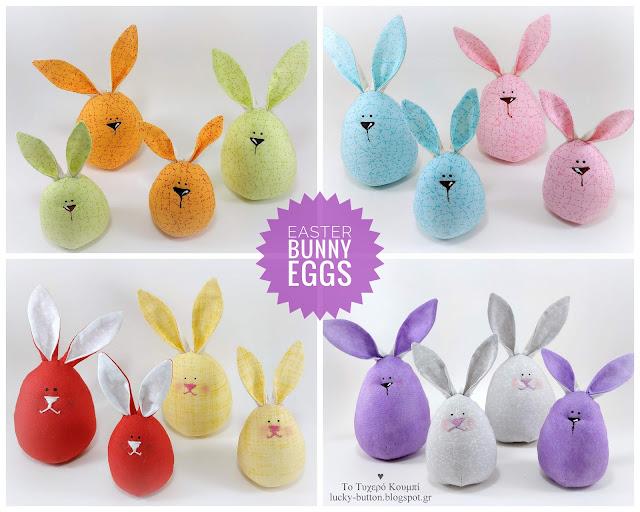 """Easter bunny egg"""