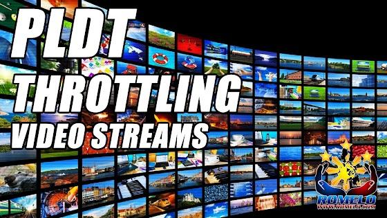 PLDT ★ Throttling Video Streams? ★ Problem Solved?