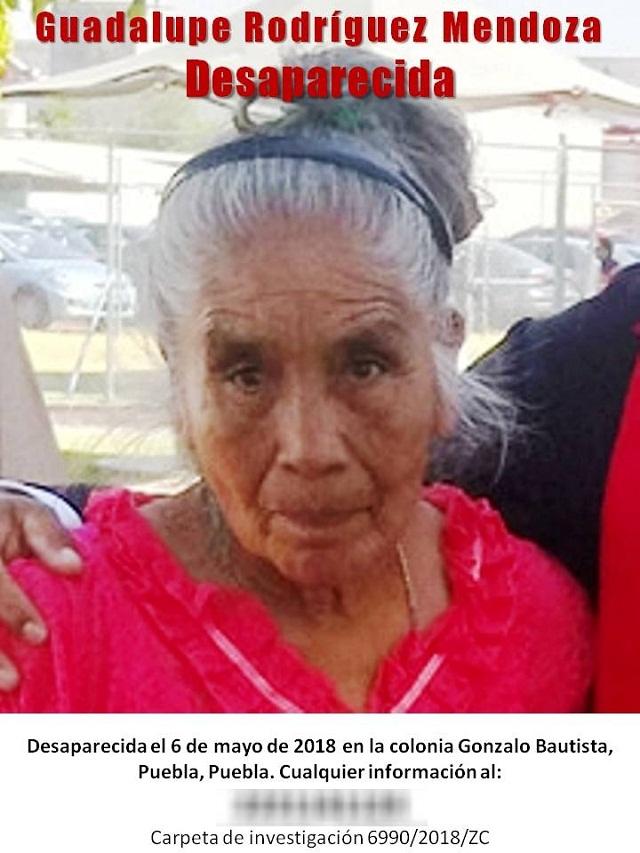 Hallan embolsada a mujer reportada como desaparecida