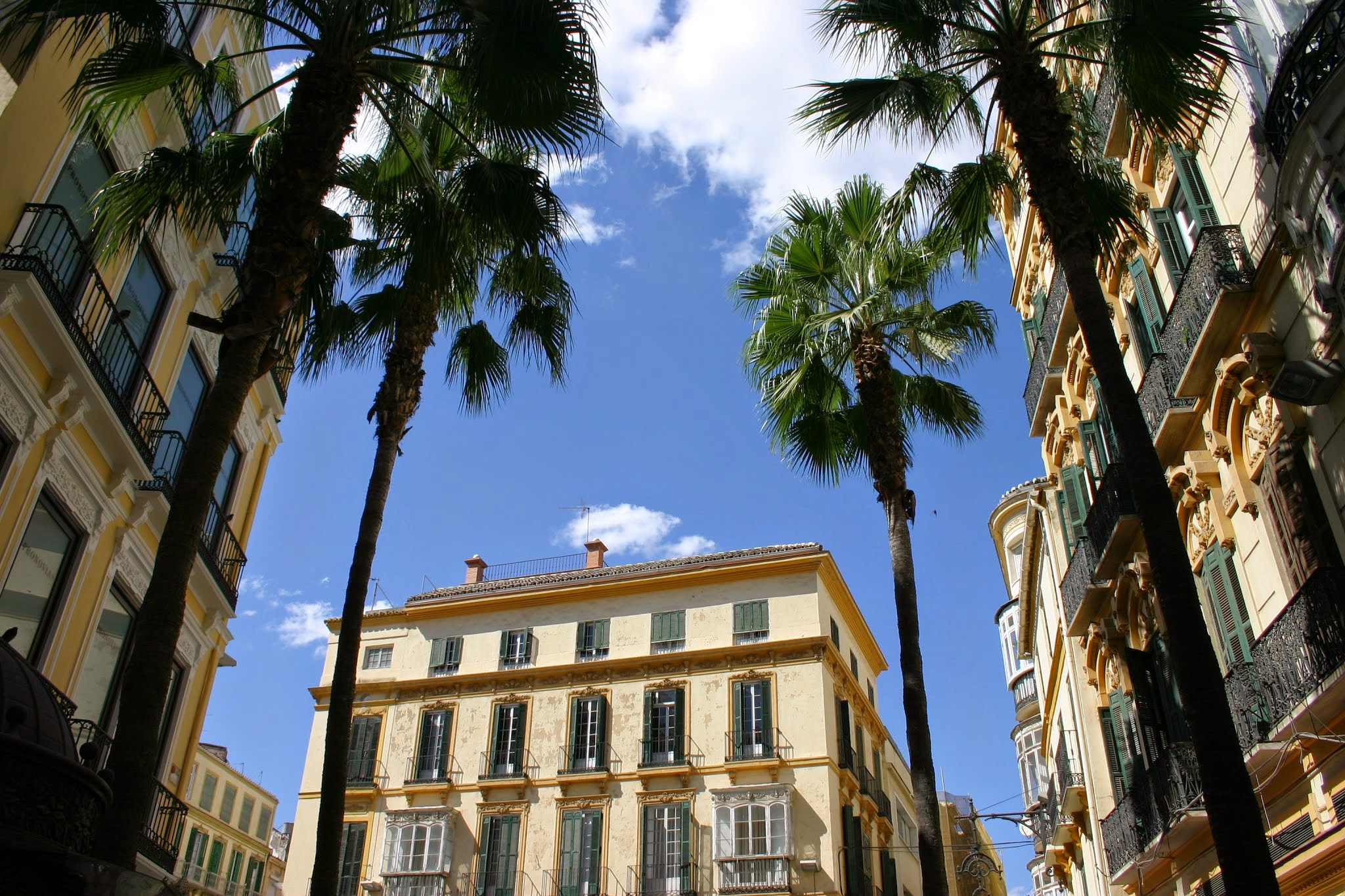Visit historic Malaga in Southern Spain