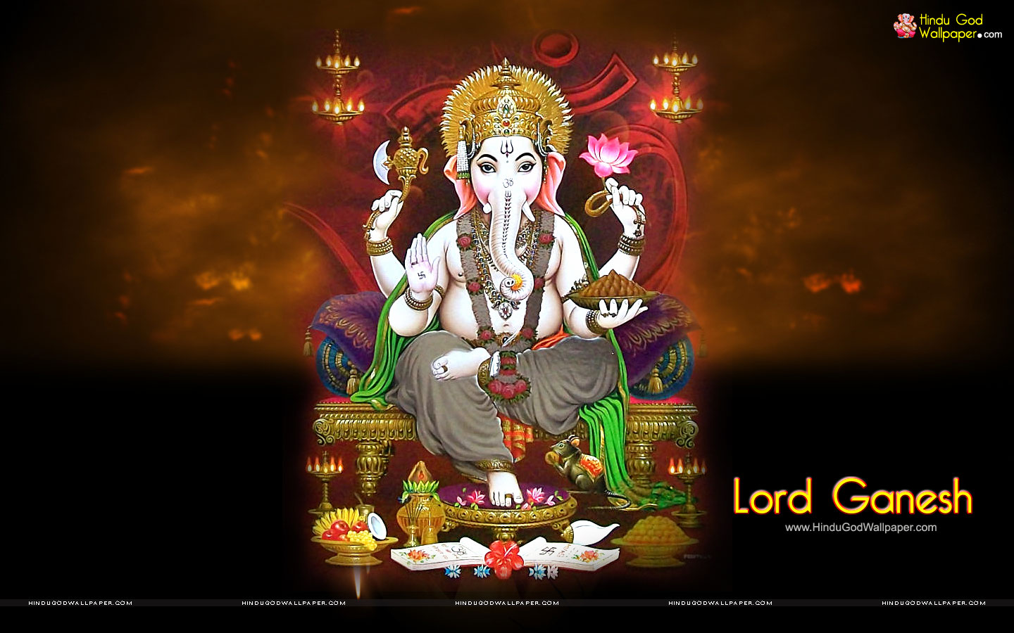 Shree Ganesh Hd Images: LORD GANESHA HD WALLPAPERS FREE DOWNLOAD
