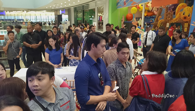 GAOC SM Megamall Branch Blessing and Opening