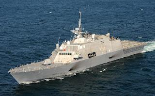 Littoral Combat Ships Kelas Freedom